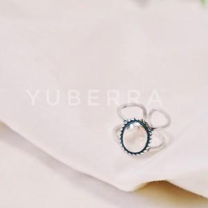 《送料無料・silver925》 circle ring 【8839300A301】シルバー925 シルバーリング