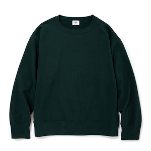 "Just Right ""Those Days Crew Neck"" Forest Green"