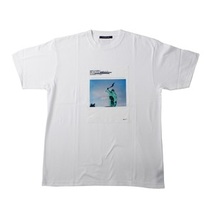 ALMOSTBLACK X IDEA BY SOSU Peter de Potter Patchwork Tee White