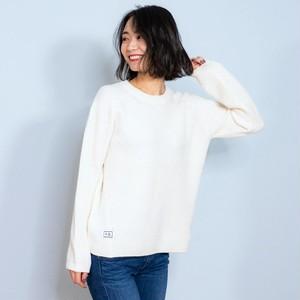 Aze Crew neck knit/ アゼクルーネックニット
