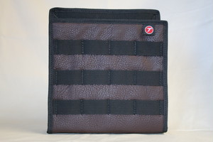 Pocket ポケット *Largeサイズ* 【Leather / Brown】 ラビットスクーター HARAMAKI用