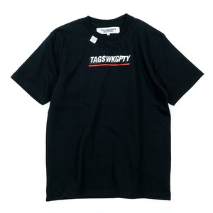 Post Tee  Black Msize