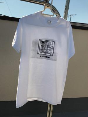 しあわせの魔法Tシャツ[白半袖]