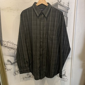 check design polyester shirt