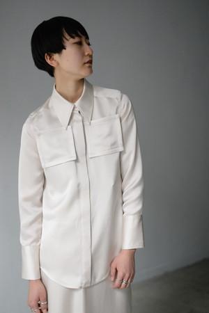 SATORU SASAKI / 2pocket shirt
