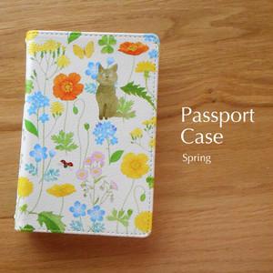 パスポートケース spring(送料込み)