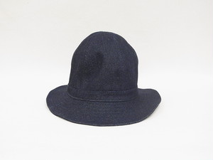 Au Vrai Chic BRITAIN / dome hat DENIM