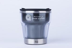 anos coffee tumbler (shot) gray