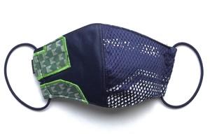 【デザイナーズマスク 吸水速乾COOLMAX使用 日本製】SPORTS MIX MASK CTMR 0918024