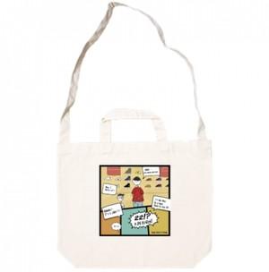 Comic 2way Tote Bag
