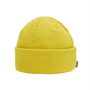 WHIMSY - FINE GUAGE BEANIE (Vintage Lime)