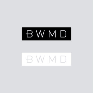 BWMD BOX CUTTING STICKER 【 S 】