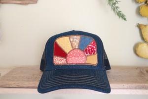 SUNSHINE CAP (red)