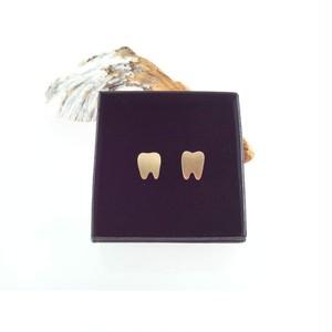 Teeth Brass カフス ◇歯の真鍮カフス◇