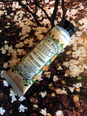 自然派ハンドクリーム オレンジブロッサム