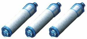 浄水栓用 カートリッジ(3個入)高塩素除去タイプ  JF-21-T〔INAX(イナックス)〕