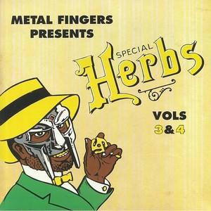 【再入荷/LP】MF Doom - Special Herbs Volume 3 & 4