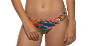 水着 スポーツビキニ ボトム ピンク ブルー オレンジ グリーン /Andy Bikini Bottom Retreat