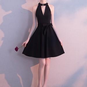 *ホルターネックドレス ZA1898