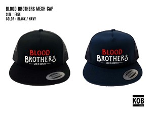 BLOOD BROTHERS MESH CAP