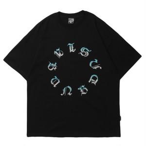 『NOS Luxury』ラインストーンTシャツ