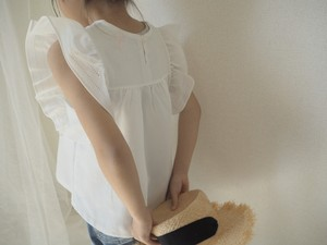 white reve blouse