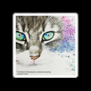 アクリルバッジ(CAT)