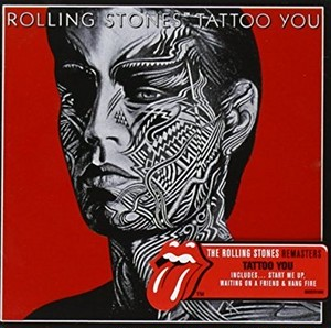 THE ROLLING STONES/TATTOO YOU