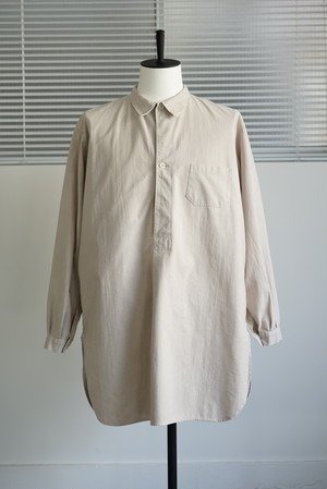 <SOLD OUT>Swedish Military - Sleeping Pull Over Shirt