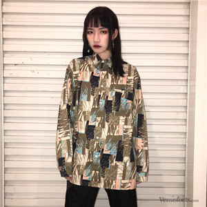 【トップス】ストリート系ヒップホップシャツ20536388