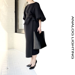 Dress/BLACK