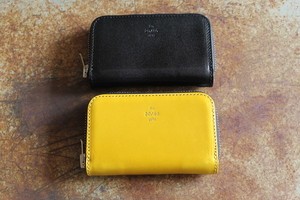 20/80 / KIP LEATHER SMALL ZIP WALLET
