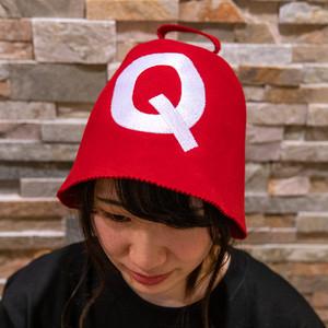 【富士急サウナリゾート】オリジナルサウナハット ~富士Q Ver.~