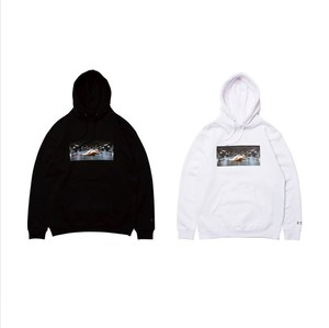 "【Evisen skateboards】""NAKED DEFENSE HOODY"""