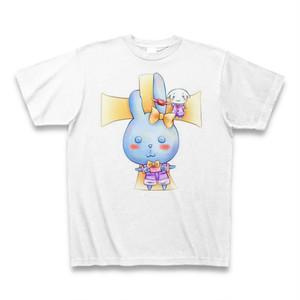 Irieタロットカード吊るし人サンキューTシャツ