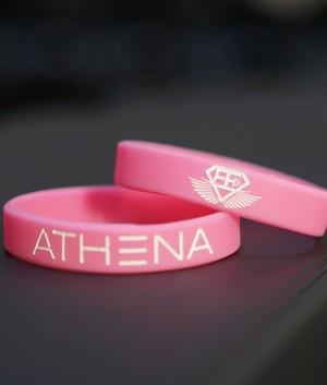 BODY ENGINEERS ボディエンジニア ブレスレット ・ ATHENA Bracelet  - ピンク【Pink】 メーカー直輸入品!