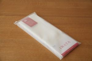 イワタ リネン+ラミー 枕カバー