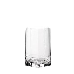 紙袋をモチーフにしたユニークなデザイングラス COM(木村硝子×小松誠) パッペル14ozタンブラー