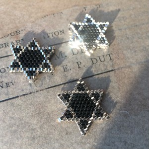 Star of David:brooch(ブローチタイプ)