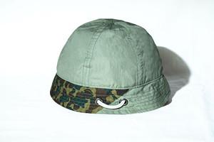 FUNCTIONAL CAMP CREW(メトロ)HAT / KHAKI