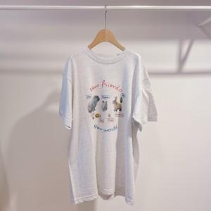 fig London / NEW FRENDS Tshirt
