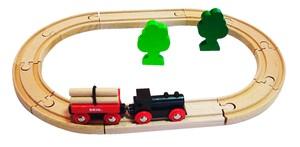 小さな森の汽車レールセット