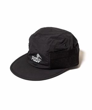 SIDE MESH CAP  BLACK  19SS-FS-68