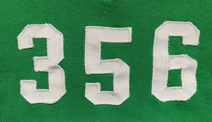 """Used polyester s/s jersey top""""MASON"""""""