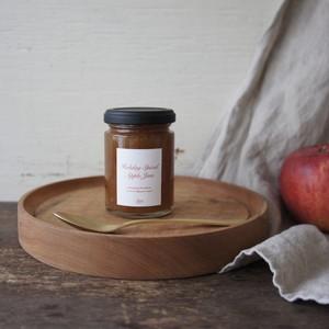 ties季節のジャム -師走- < Holiday Spiced Apple Jam >