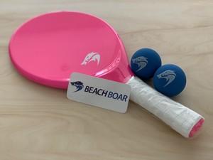 【再入荷】BEACH BOAR - PERFORMANCE FLAMINGO(オリジナルボール×2・ステッカー付)カラー:ピンク #高品質