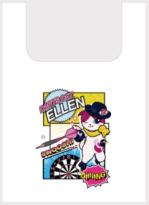 エレンちゃんのエコバック(スーパーサイズ)