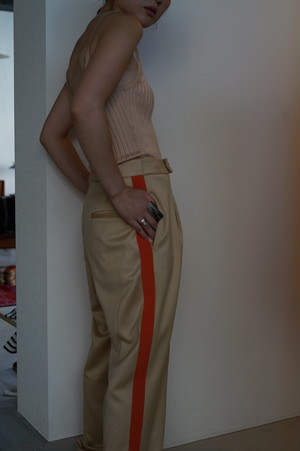 pelleq - lined trousers