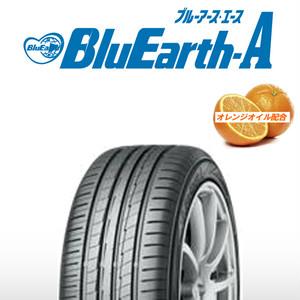 ヨコハマタイヤ BluEarth-A【185/60R16】