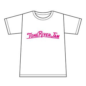 TONE RIVER JAM'19 Tシャツ(ホワイト)
